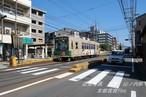 嵐電 山之内駅