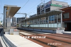 嵐電 天神川駅