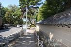 京都女子大学への道(通称)女坂