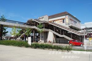 阪急桂駅西口